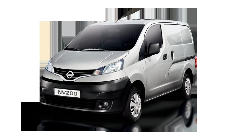 nissan nv200: veicoli commerciali
